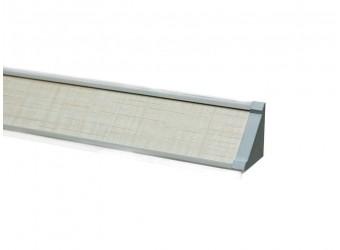 Плинтус для столешницы ПЛ 11 с заглушками (20-150 см)