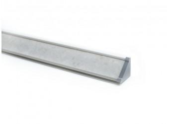 Плинтус для столешницы ПЛ 12 с заглушками (20-150 см)