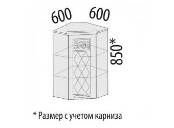 Шкаф кухонный угловой Тиффани 19.20