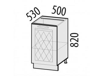 Шкаф кухонный Тиффани 19.61 (под мойку)