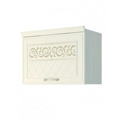 Шкаф кухонный над вытяжкой Тиффани 19.83 (с системой плавного закрывания)