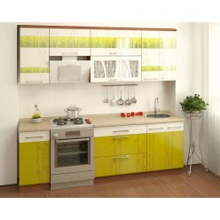 Кухонный гарнитур Тропикана 10