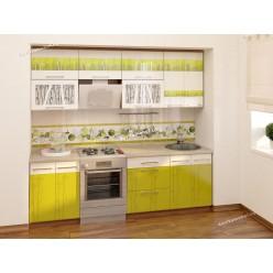 Кухонный гарнитур Тропикана 11