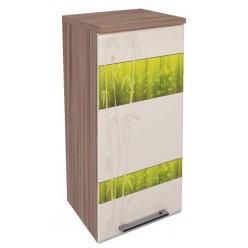 Навесной кухонный шкаф Тропикана 17.05 левый