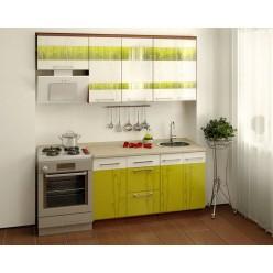 Кухонный гарнитур Тропикана 7
