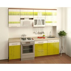 Кухонный гарнитур Тропикана 8