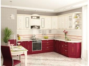 Кухонный гарнитур Виктория 18