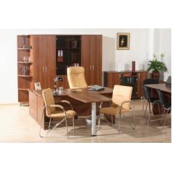 Набор мебели для офиса Лидер-Люкс 2