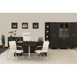 Набор мебели для офиса Лидер-Престиж 3