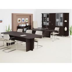 Набор мебели для офиса Лидер-Престиж 5