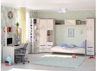 Мебель для детской Мегаполис 2
