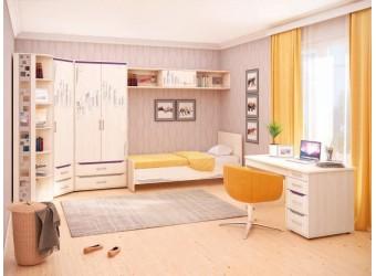 Мебель для детской Мегаполис 5