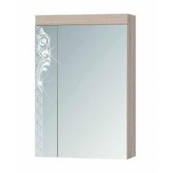 Настенное зеркало Мэри 39.17 с полками