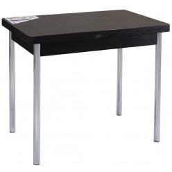 Раздвижной обеденный стол Орфей 1.2 дуб венге