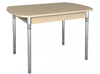 Раздвижной обеденный стол Орфей 10 дуб кобург