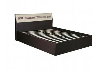 Двуспальная кровать Ривьера 95.21.1 с подъемным механизмом