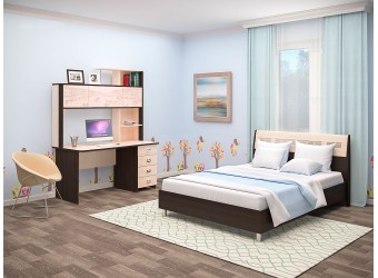 Молодежная спальня Ривьера от Витра