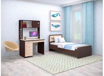 Молодежная спальня Ривьера 2 от Витра