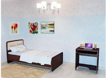 Молодежная спальня Ривьера 5 от Витра