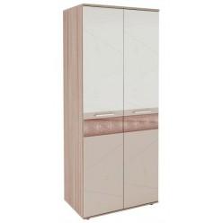 Двухстворчатый шкаф для одежды Розали 96.13 многофункциональный