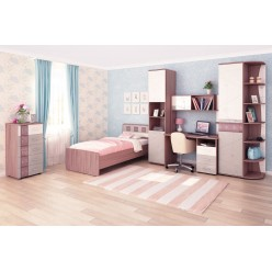 Молодежная спальня Розали 2 от Витра