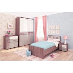 Молодежная спальня Розали 5 от Витра