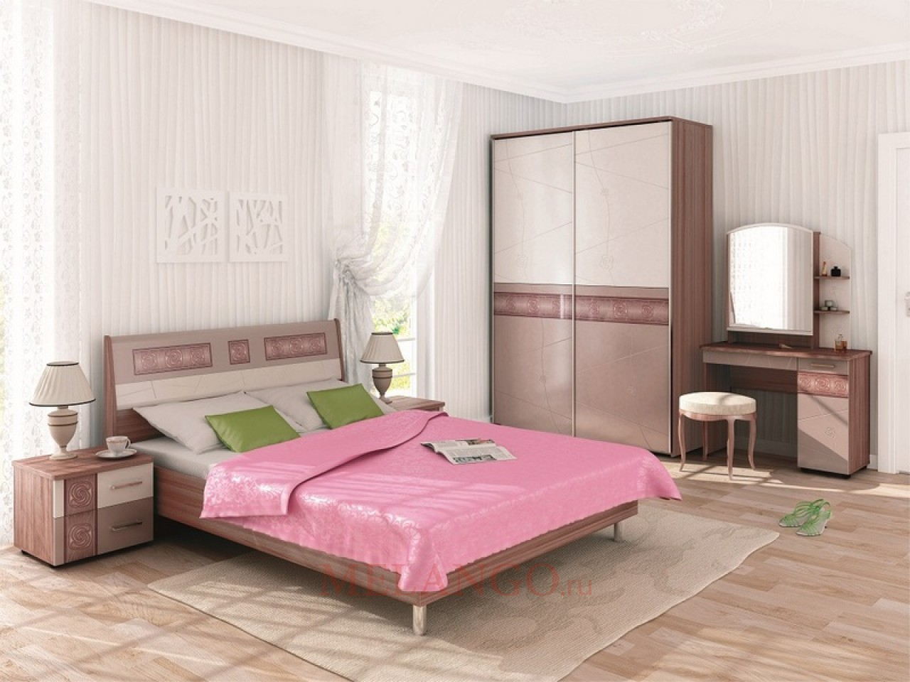 Спальня Розали 4 от Витра