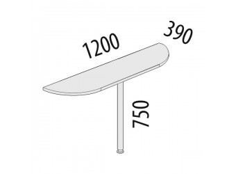 Приставка для стола Рубин 41.16