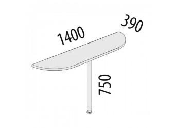Приставка для стола Рубин 41.17