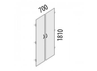 Дверцы для шкафа Рубин 41.36