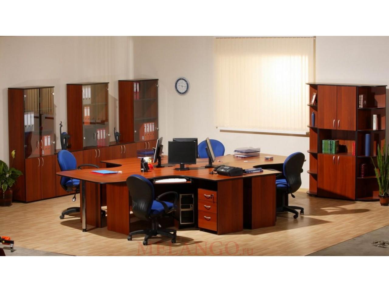 Набор мебели для офиса Рубин 6