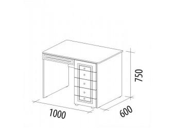 Компьютерный стол Версаль 99.26