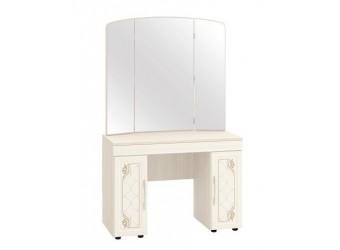 Туалетный столик с зеркалом Версаль 99.06