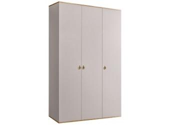 Трехстворчатый шкаф для одежды  Rimini РМШ2/3(слоновая кость)