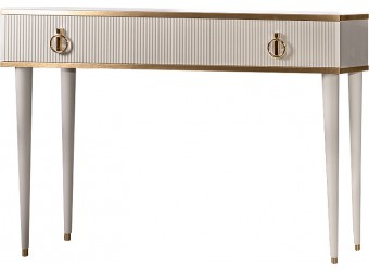 Столик туалетный Rimini Solo РМСТ-1 (s)(слоновая кость)