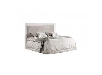 Двуспальная кровать с мягкой спинкой Амели АМКР140-3
