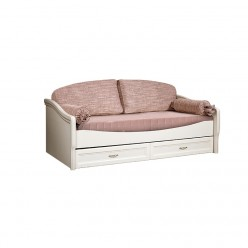 Односпальная кровать Амели АМКР-5[6] с выдвижным ящиком