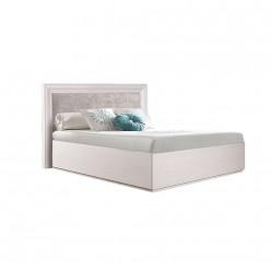 Односпальная кровать с мягкой спинкой Амели АМКР-8