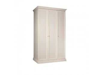 Трехстворчатый шкаф для одежды Амели АМШ2/3 (штрих-лак)