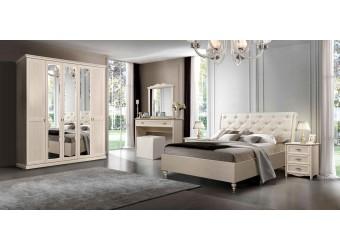 Спальня Венеция 2 (дуб седан)