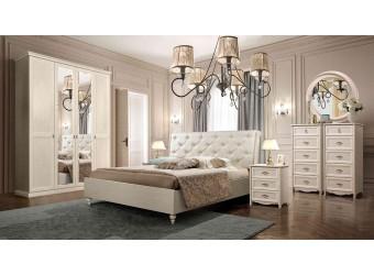 Спальня Венеция 3 (дуб седан)