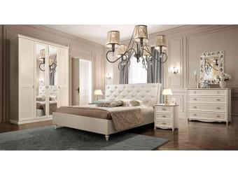Спальня Венеция 4 (дуб седан)