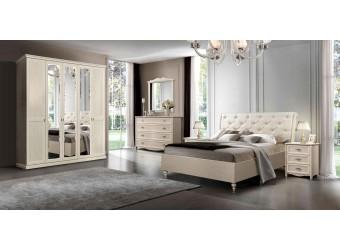 Спальня Венеция 5 (дуб седан)