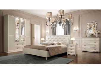 Спальня Венеция (дуб седан)