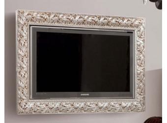 ТВ-панель Тиффани Премиум ТФПЛС-1(П) (серебро)