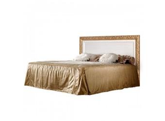 Двуспальная кровать с подъемным механизмом Тиффани ТФКР140-1 (золото)