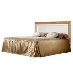 Двуспальная кровать Тиффани ТФКР140-1 (золото)