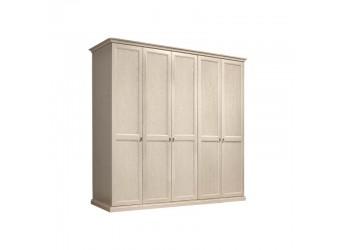Пятистворчатый шкаф для одежды Венеция ВНШ2/5 (дуб седан)