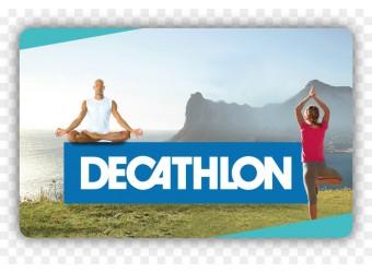 Подарочная карта Decathlon 500р
