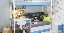 Детская мебель Феникс Олли 38 попугаев
